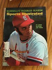 FM3-12 Sports Illustrated Magazine April 10 1972 JOE TORRE CARDINALS