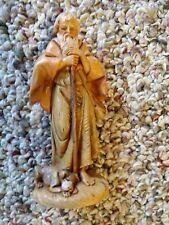 Fontanini Nativity Depose Italy 1987 Simonetti 142 Abraham Dog Staff 52599