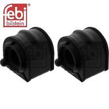 2x FEBI BILSTEIN Lagerung Stabilisator 2 Stabilager 38978