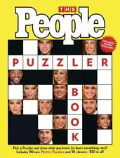 ~NEW~The PEOPLE Puzzler Book~FREE SHIPPING