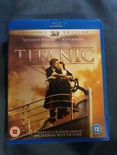 Titanic 3D Collectors Edition - BLU RAY