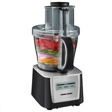 Black and Decker Food Processor 500W 12 Cup FP5050SC