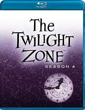 The Twilight Zone: Season 4 (Blu-ray Disc, 2011, 5-Disc Set)