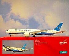 Herpa Wings 1:500 Boeing 787-9 Xiamen Air b1567 530958 modellairport 500