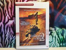 DVD d'occasion en excellent état : LA COLLINE A DES YEUX 2 VERSION NON CENSUREE