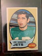 1970 Topps Football #150 JOE NAMATH...........EX-MT++