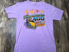 Vintage 1986 Pepsi Firecracker 400 Daytona Beach Shirt Xl Made In Usa