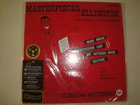 Duke Ellington and his Orchestra: Masterpieces LP, 200 Gramm Vinyl, 33 rpm, USA