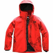 The North Face Men's Maching Insulated Gore-tex Ski Snowboard Jacket Fiery Red M