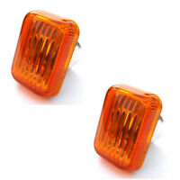 Classic Mini Orange Amber Side Repeaters Indicators Lights Lenses Lens