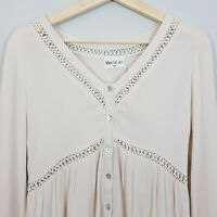 KISS THE SKY | Womens Blouse Tunic Top / Dress [ Size XS or AU 8 / US 4 ]