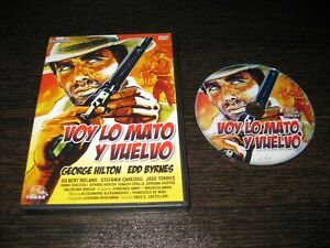 YO LO MATO Y VUELVO DVD GEORGE HILTOPN EDD BYRNES GILBERT ROLAND