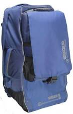 Camping Hiking Festival Large Anti Theft Rucksack Backpack + Extra Day Pack Blue