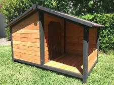 Dog Kennel Somerzby XL outdoor wooden pet house The Cubby