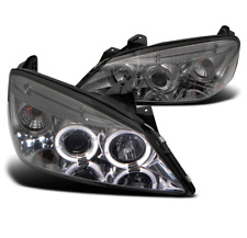 2005-2010 PONTIAC G6 GT GTP GXP SE 2/4DR SMOKE HALO LED PROJECTOR HEADLIGHT LAMP