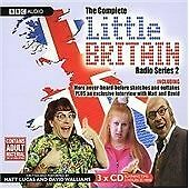 Soundtrack - Little Britain (The Complete Radio Series, Vol. 2/Original 2004) CD