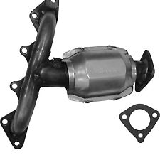 AP Exhaust 641230 Bolt-On Catalytic Converter Assembly - Direct Fit Replacement