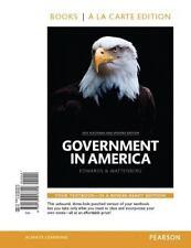Government in America, 2014 Elections and Updates Edition, Book a la Carte Editi