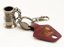 NEW Universal Wizarding World of Harry Potter 3D BUTTERBEER Mug Keychain
