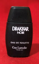 Guy Laroche Drakkar Noir 5 ml 0.2 oz Mini Eau De Toilette EDT perfume