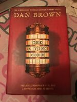 The Da Vinci Code : The Young Adult Adaptation by Dan Brown (2016, Hardcover)