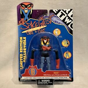 SEALED Space Ghost: Coast to Coast BRAK Action Figure by Toycom