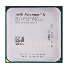 AMD Athlon II X4-600E X4-605E X4-610E X4-615E 900E 905E CPU Socket AM3 Processor