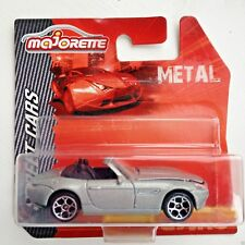 Majorette BMW Z8 Silver - die cast toy car model