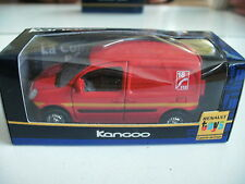 Norev Renault Kangoo in Red on 1:64 in box