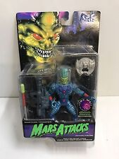 MARS ATTACK MARTIAN TROOPER ACTION FIGURE CARDED
