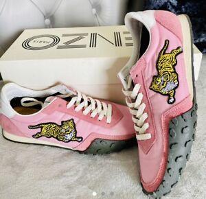 Kenzo Pink Womens Trainers