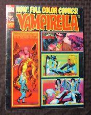1974 VAMPIRELLA Warren Horror Magazine #26 FVF