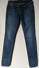 "WOMEN'S JEANS GUESS STARLET SKINNY STRETCH SIZE 9 LEG 32"" FREE POSTAGE"