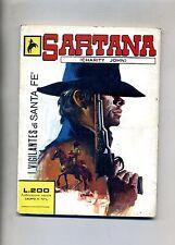 SARTANA # I VIGILANTES DI SANTA FÈ # N.14 Agosto 1972# Editoriale Italia