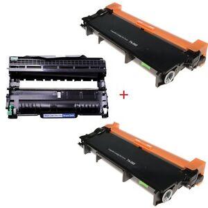 (2TN660 Toner + 1 DR630Drum) Set For Brother HL-L2320D L2340DW -L2360DW L2380DW