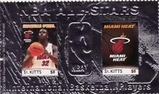 St Kitts - NBA Shaquille O'Neal - Folie Blatt STK0706
