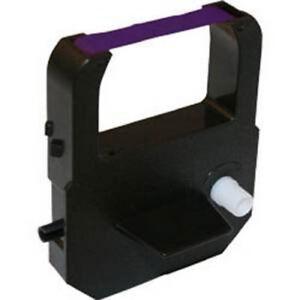 Acroprint ES700 ES900 Time Clock Ribbon Cartridge, Purple Ink, 39-0121-004