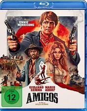 Amigos [Blu-ray/NEU/OVP] Giuliano Gemma, Mario Adorf, Franco Balducci, Anth