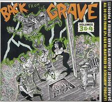 Va back from the grave volumes 3 & 4, CD NEUF