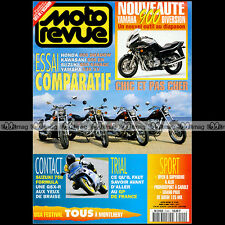 MOTO REVUE N°3140 YAMAHA XJ 900 S XV 535 VIRAGO HONDA 600 SHADOW KAWASAKI EN 500