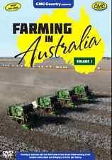 FARMING IN AUSTRALIA VOLUME 1 DVD 2013