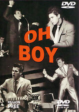 CLIFF RICHARD - BILLY FURY DVD JACK GOOD'S - OH BOY TWO FULL EPISODES 1959