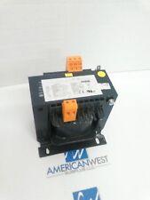 EMB Transformer  KTT0,32  0.8 KVA   400/480 volt to 27 volt   1 phase