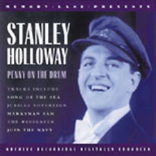 Stanley Holloway Penny on The Drum CD Album 2000 Pegasus PGN CD 834