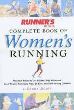 Runner's World Complete Book of Women's Running, By Dagny Scott,in Used