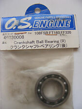 Os Engine 46030008/Graupner 1478.22 Trasero Cigüeñal Rodamiento