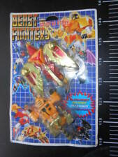 TRANSFORMERS GENERATION Beast Fighters Falcon Red Tiger Robot TOYS RARE