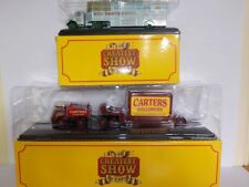 Circus Vehicles X2  1/76 Scale Foden Ballast & Bedford ox Carters & Billy Smart