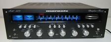 MARANTZ 2270 RARE BLACK FACE STEREO RECEIVER WORKS PERFECT SERVICED LED UPGRADE