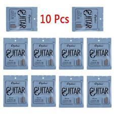 10 Sets Orphee Rx19 Electric Guitar Strings Regular Steel String Beginners